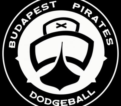 Budapest Pirates Dodgeball Klub logo