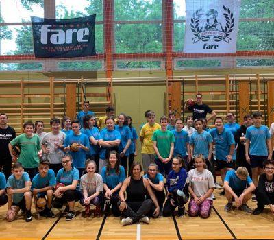 Családi Sportnap - Szigeti általános iskola 2019
