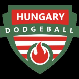 Hungary Dodgeball logo