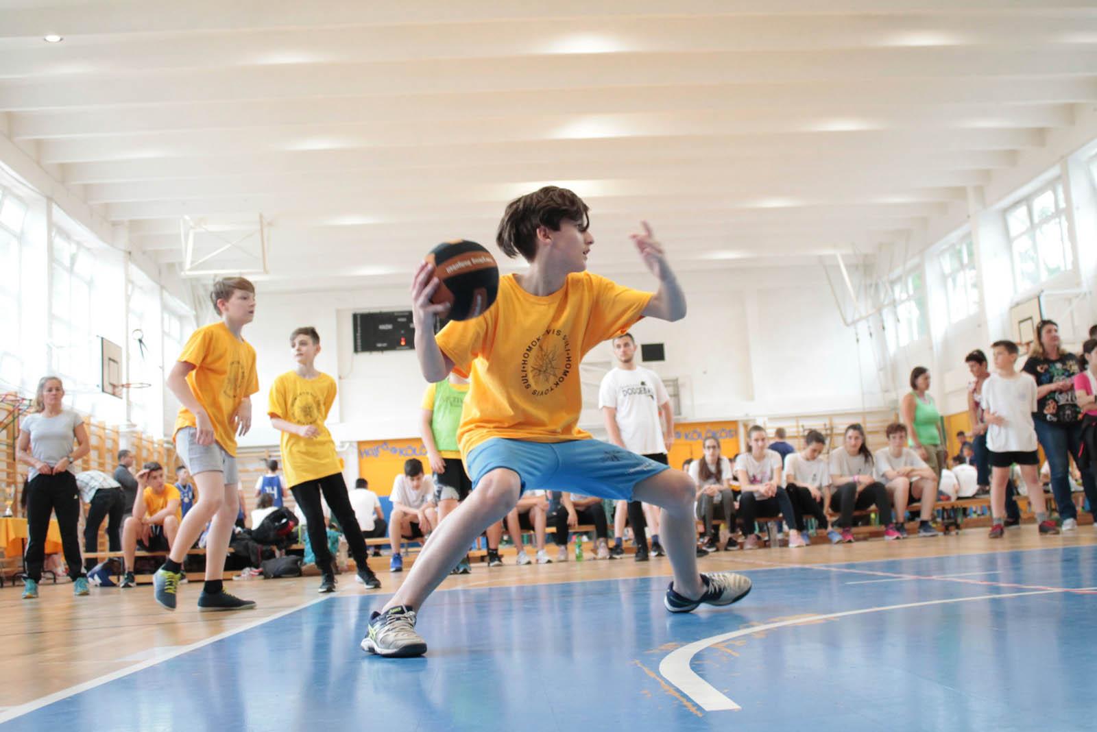 Hungary Dodgeball iskolai programja